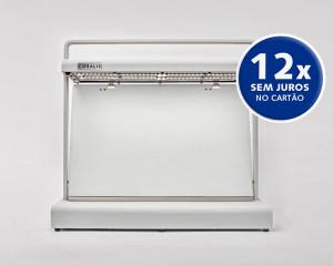 Cabine de Luz Coralis LED D50 com Regulador de Intensidade Luminosa (Dimerizador)