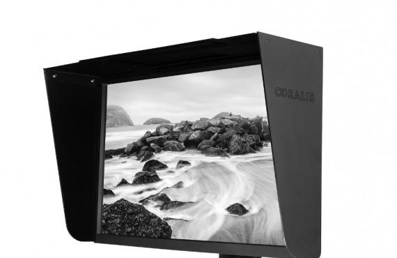 Coralis Hoodie® Viseira para Monitores