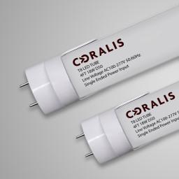 Lâmpada Coralis LED T8 D50 - 120 cm