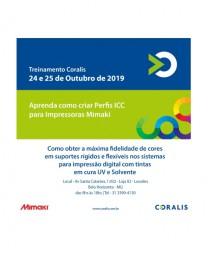 Gerenciamento de Cores para Impressão Digital com tintas em cura UV e Solvente - Mimaki Belo Horizonte - MG