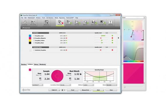 Software X-Rite ColorCert