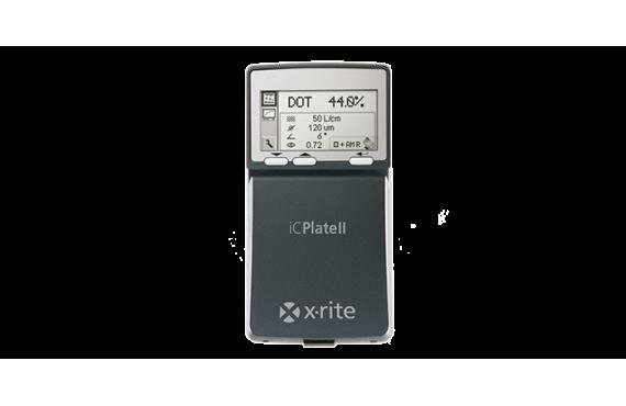 Medidor de chapas iCPlate2