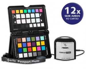 Kit Calibrador I1 Display Studio + Colorchecker Passport