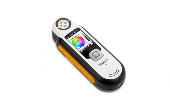 Espectrocolorímetro de imagem RM200QC