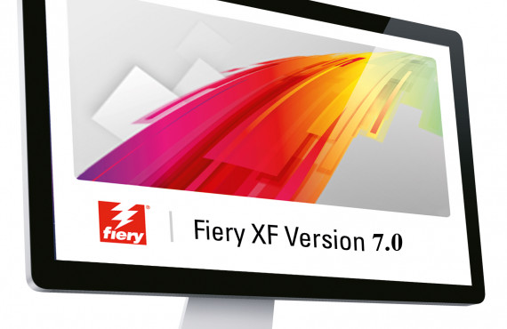 Software RIP Fiery® XF Proofing Versão 7.0