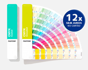 Escala Pantone CMYK Coated & Uncoated