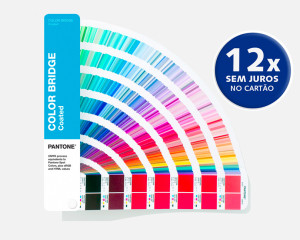 Escala Pantone Color Bridge Coated
