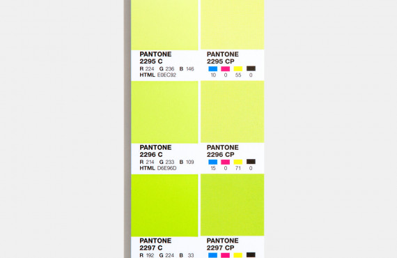 Escala Pantone 2020 Color Bridge Coated