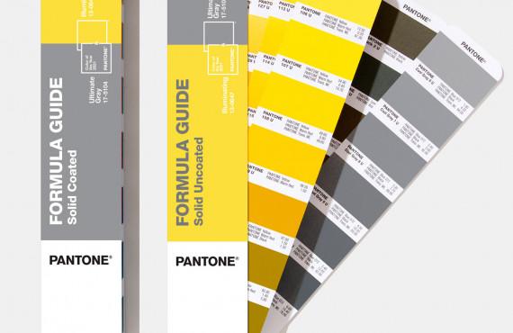 Escala Pantone Formula Guide - Edição Limitada Cor do Ano 2021