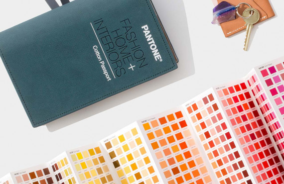 Escala Pantone Cotton Passport