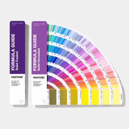 Escala Pantone 2020 Formula Guide - Coated & Uncoated