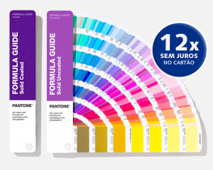 Escala Pantone Formula Guide - Coated & Uncoated