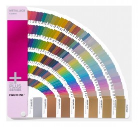 Escala Pantone Metallics Coated