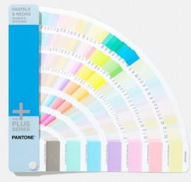Escala Pantone Pastels & Neons Coated & Uncoated Edição 2019