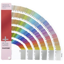 Escala Pantone Premium Metallics Coated